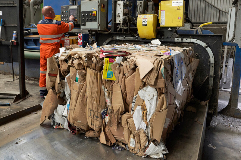 Paper Recycling Services | ISM Waste & Recycling